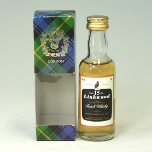 リンクウッド 15年 Linkwood Highlandmalt 50ml  [650422]