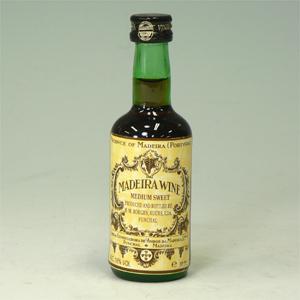 マディラワイン ミディアムスイート 50ml   [652024]
