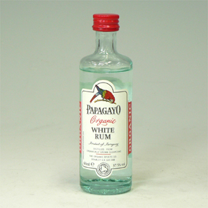 パパガヨ オーガニック ホワイトラム 50ml  [654020]