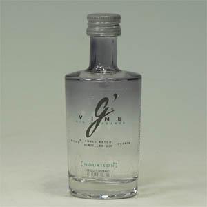 ジーワインジン G`Vine Nouaison Gin 50ml  [654034]