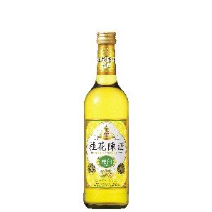 桂花陳酒 麗白 リーバイ アルコール15% 500ml  [660040]