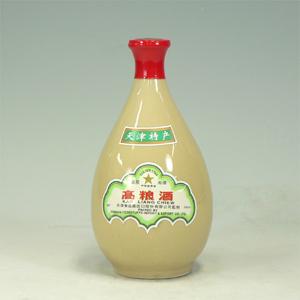 天津高梁酒(テンシンコウリャンシュ)壷 アルコール62% 500ml  [660058]