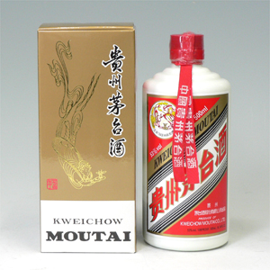 貴州茅台酒(キシュウマオタイシュ) アルコール53% 500ml  [660061]