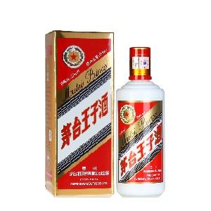 茅台王子酒 (マオタイオウジシュ) 53% 500ml  [660070]
