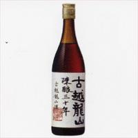 古越龍山 紹興酒 陳醸30年 640ml  [660105]
