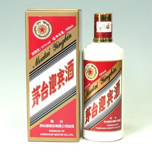 茅台迎賓酒(マオタイゲイヒンシュ) アルコール53% 500ml  [660246]