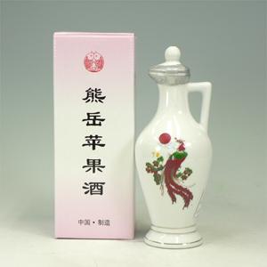 熊 岳林檎酒  アルコール度15% 500ml  [660302]