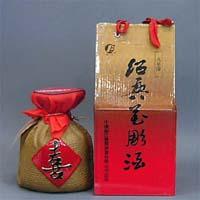 紹興酒 花彫王 600ml アルコール17%  [660306]