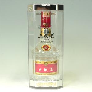 五粮液(ゴリョウエキ) アルコール52% 500ml  [660319]