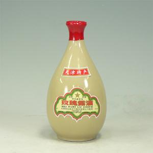 天津メイ瑰露酒(テンシンメイクイルーシュ)壺 アルコール54% 500ml  [660334]