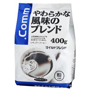 ハマヤ COMMマイルドブレンド400g  [6710]