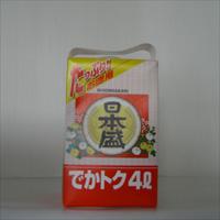 日本盛 でかトク パツク 4L  [70011]