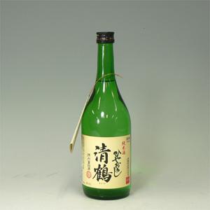 清鶴 純米ひやおろし 720ml  [71593]