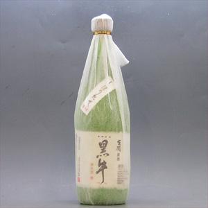 黒牛 純米しぼりたて生     720ml  [71705]