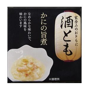 酒とも かにの旨煮        85g  [7188]