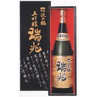 沢の鶴 大吟醸 瑞兆      1.8L  [72]