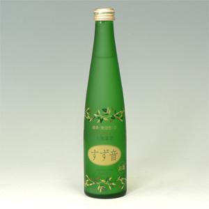 一ノ蔵 発泡清酒 すず音 300ml 宮城県  [72145]