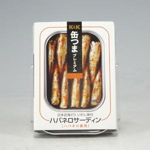 K&K 缶つまP ハバネロサーディン 105g   [7274]