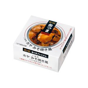 K&K 缶つまプレミアム ホヤみそ焼き風  30g [7345]