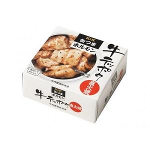 K&K 缶つまホルモン 牛テッポウ 直火焼  [7350]