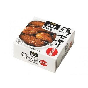 K&K 缶つまホルモン 鶏セセリ 直火焼  [7351]
