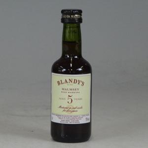 ブランディーズ マディラワイン マルムジー 50ml  [741631]