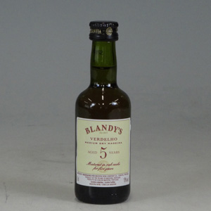 ブランディーズ マディラワイン ヴェルデリーョ 50ml  [741633]