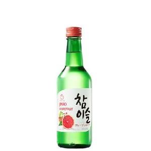 眞露 チャミスル グレープフルーツ 360ml  [74894]