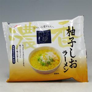 だし麺 高知県産柚子だし塩ラーメン 118g [7517]