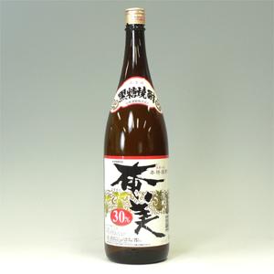 奄美 (黒糖)30゜ 1800ml  [76190]