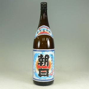アサヒ 黒糖 焼酎 30゜瓶 1.8L  [76201]