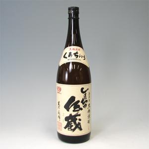 しまっちゆ伝蔵 30゜  黒糖焼酎 1800ml  [76213]