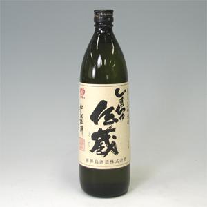 しまっちゆ伝蔵 30゜  黒糖 900ml  [76214]