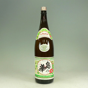 島の華 麦 25゜  樫立酒造1.8L  [76257]