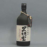 黒胡麻焼酎 黒胡宝 25゜ 720ml  料飲店様専用品  [76359]