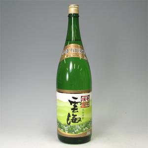 雲海 そば焼酎 25゜ 1800ml  [76451]