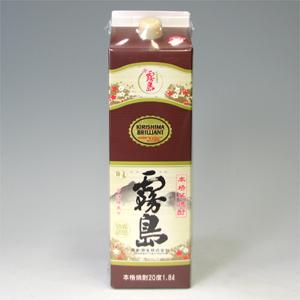 霧島 芋焼酎 20゜パック 1.8L  [76540]