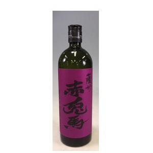 紫の赤兎馬 芋 25゜ 720ml  [76635]