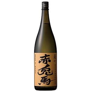 赤兎馬 甕貯蔵 芋麹製焼酎使用 25゚ 1.8L  [76648]