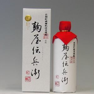 麹屋伝兵衛 41゜ 麦焼酎 720ml  [76819]