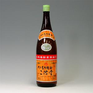 二階堂 麦焼酎 25゜ 1800ml  [76821]