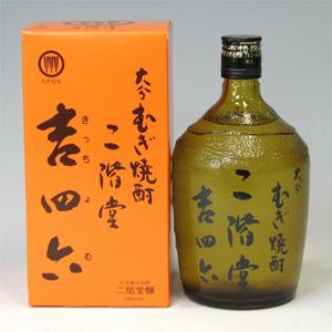吉四六 麦 25゜(瓶) 720ml  [76827]