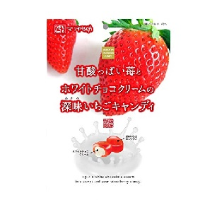 深味いちごキャンディ     130g袋  [769067]