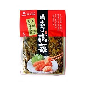 オギハラ食品 明太子高菜 80g袋  [769099]