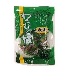 タクマ食品 わさびの宿(個包装) 140g袋  [769105]