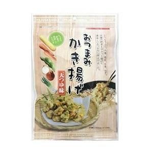 タクマ食品 おつまみかき揚げ 天つゆ味 60g袋  [769107]