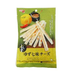 井上食品 ゆずの七味チーズ 52g  [769170]