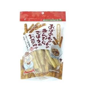 タクマ食品 おばあちゃんのきんぴらごぼうのお菓子 50g  [769183]