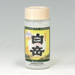 白岳 25゜米焼酎 200ml 熊本県 76921  [76921]