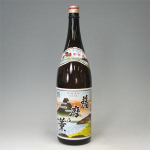 薩摩の薫 芋 25゜ 田村合名1.8L  [76955]
